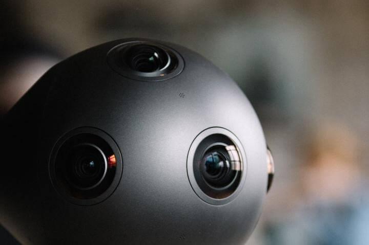 Nokia gibt Geschäft mit VR-Kamera auf