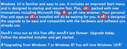 Betrüger nutzen Windows-10-Launch