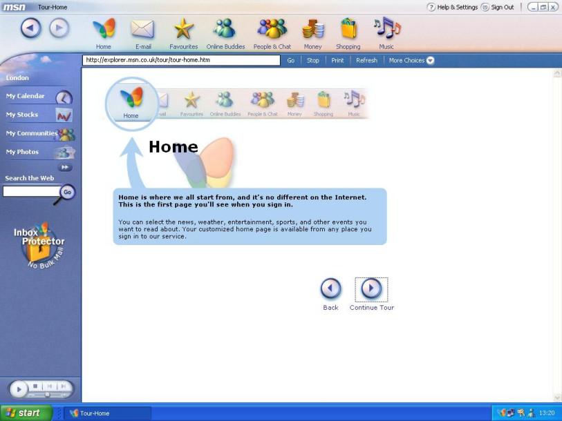 Windows XP RTM Home