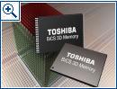 Neuer 3D-NAND von SanDisk und Toshiba