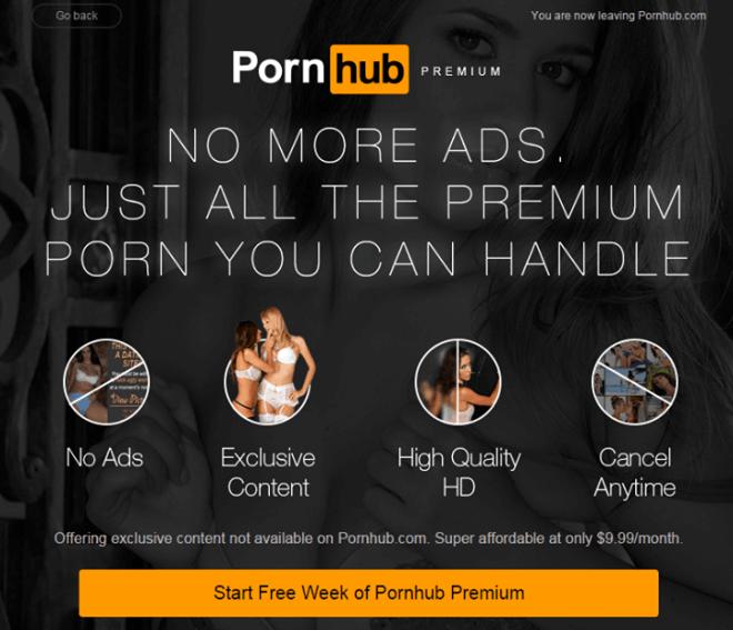Pornhube frei
