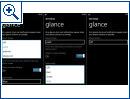Microsoft Lumia: Glance Screen