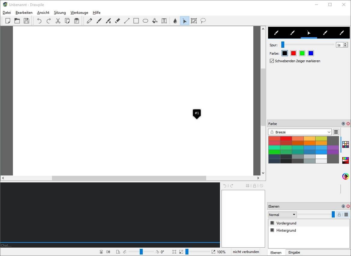 Drawpile - Gemeinsam online zeichnen Download