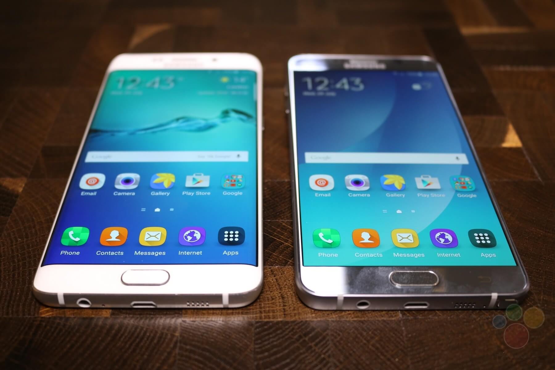 Samsung Galaxy Note 5 Neuauflage Des Erfolgs Phablets Alle Smartphone Hands On