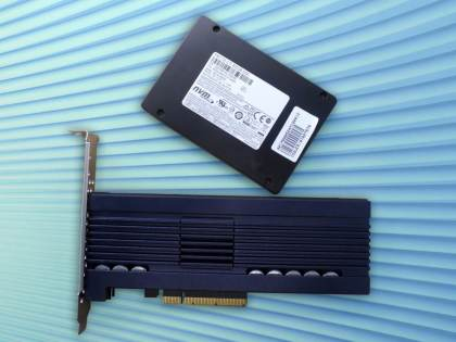 Samsungs neue High Speed-SSDs