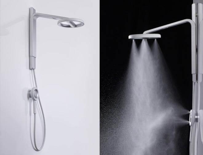 Der Nebian Duschkopf Spart 70 Prozent Wasser
