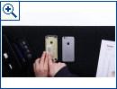 iPhone 6S: Biegetest mit der Schale