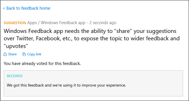 Windows 10 Build 10532