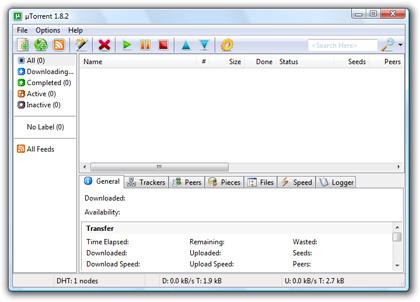 BitTorrent-Client �Torrent