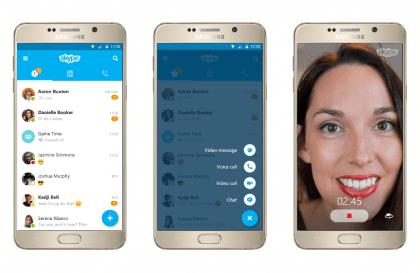 Skype 6.0 für Android und iOS