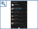 Skype f�r Windows 10 Mobile