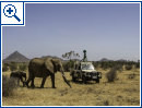 Street View: Samburu-Nationalpark