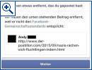 Facebook vs. Postillon - Bild 2