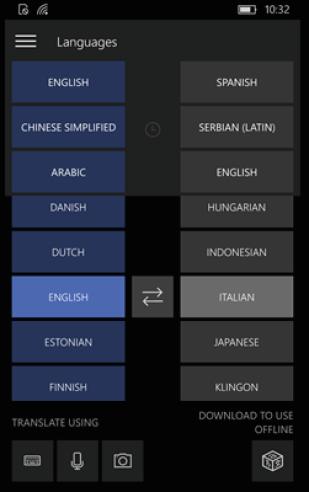 """Übersetzer 10 """"Beta"""""""