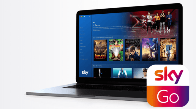 Sky Go für Windows 10