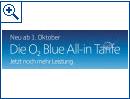 O2 Blue Tarifanpassungen (2015)