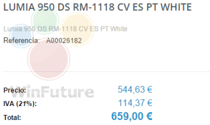 Microsoft Lumia 950 & 950 XL Preise