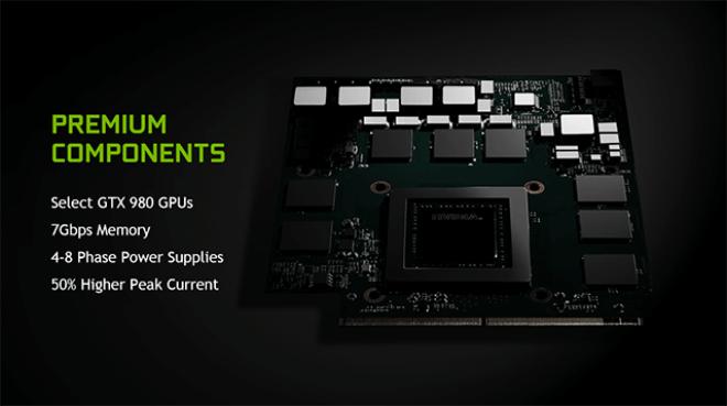 Nvidia GeForce GTX 980 für Notebooks