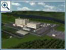 Laufwellen-Reaktor