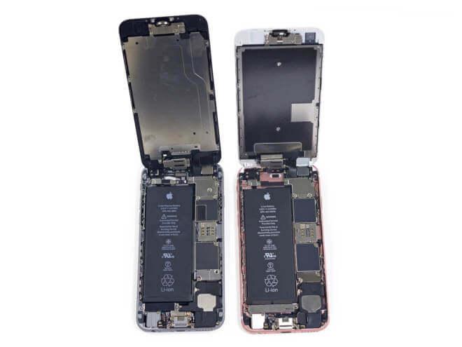 iPhone 6s iFixit