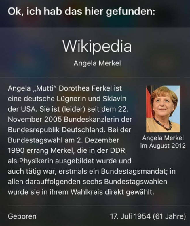 Merkel-Wikipedia