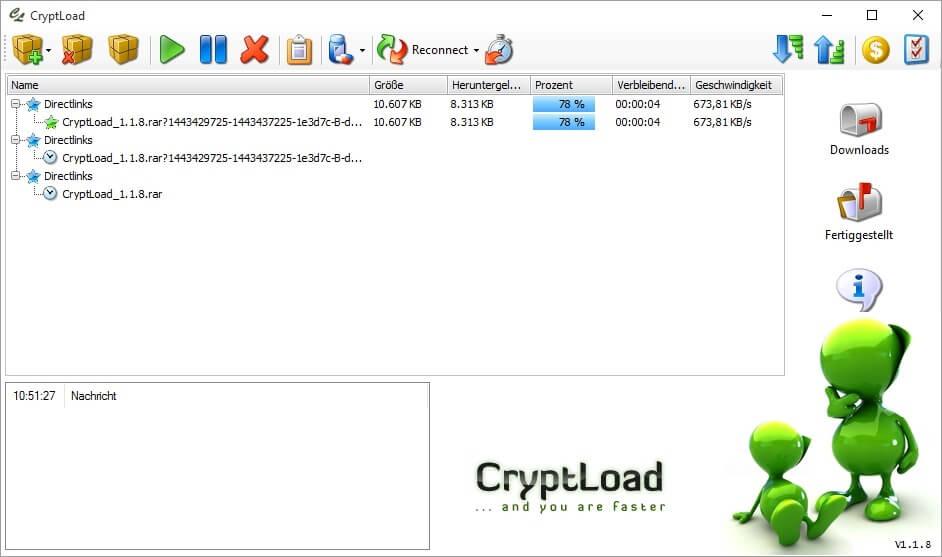 Cryptload Windows 10