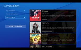 PlayStation 4: Firmware 3.0