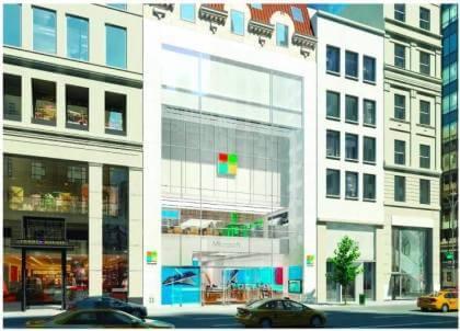 Microsoft Flaggship Store