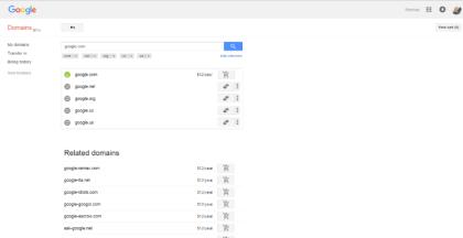 Google.com wird (kurzzeitig) an Ex-Mitarbeiter verkauft
