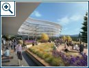 Apple Spaceship 2 in Sunnyvale