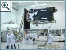 Facebook-Satellit AMOS-6