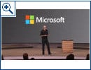 Microsoft Hardware-Event, 06.10.2015