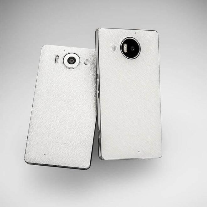 Mozo Accessories für Microsoft Lumia 950, 950 XL & 550