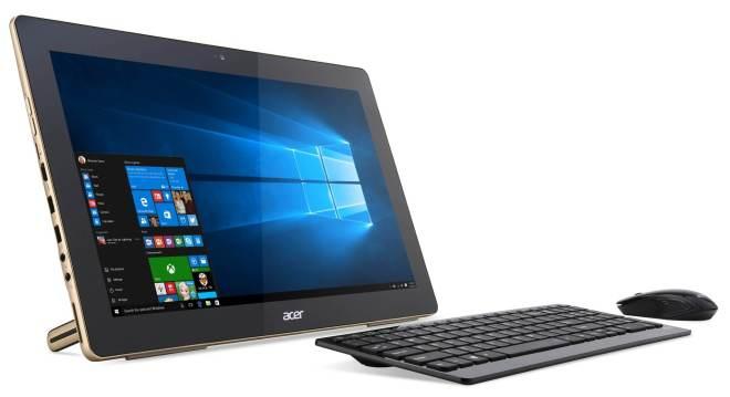 Acer Aspire R 14 und Aspire Z3-700
