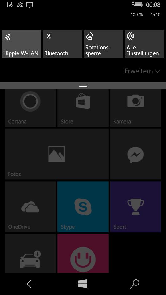 Windows 10 Mobile Build 10549