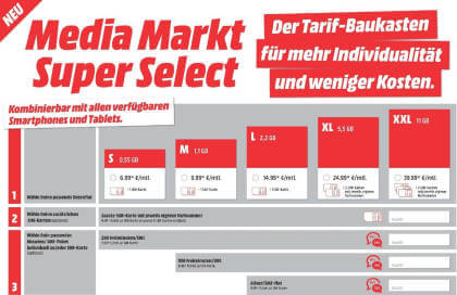 Media Markt Super Select & Saturn Super Select