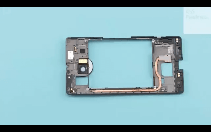 Microsoft Lumia 950 XL Teardown (Service-Video)