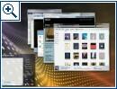 Windows Vista Startmen�