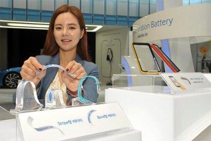 Samsung: Stripe- und Band-Akkus