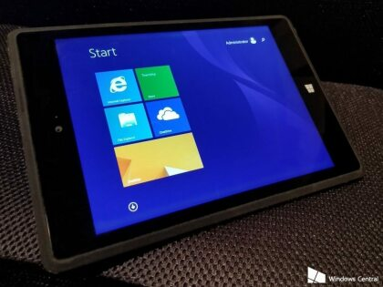 Surface Mini Tablet Concept