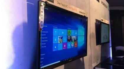Videocon Fernseher mit Windows