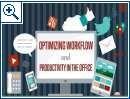 Wie man Produktivität im Büro steigert