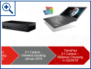 Lenovo ThinkPad Roadmap 2015/2016 Leak