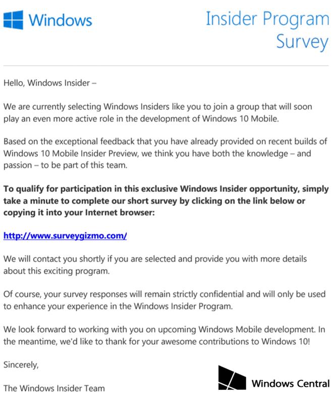 Windows Insider Programm: Hardware für die Tester?