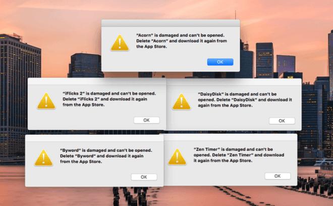 Mac App Store Zertifikat