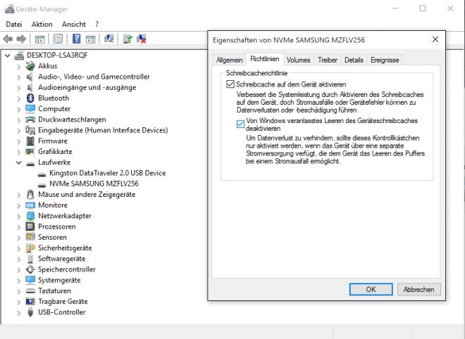 Microsoft Surface Pro 4: SSD-Problem