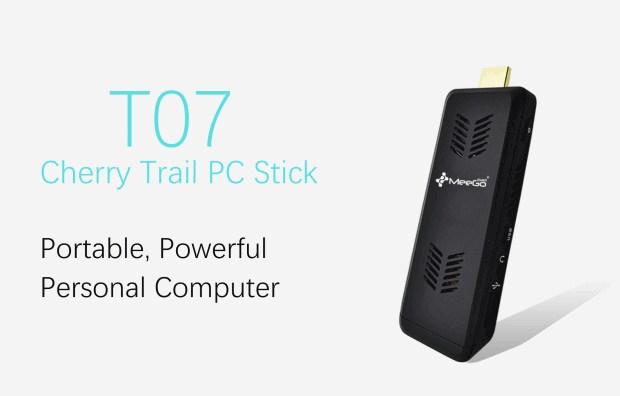 MeegoPad T07 HDMI PC-Stick