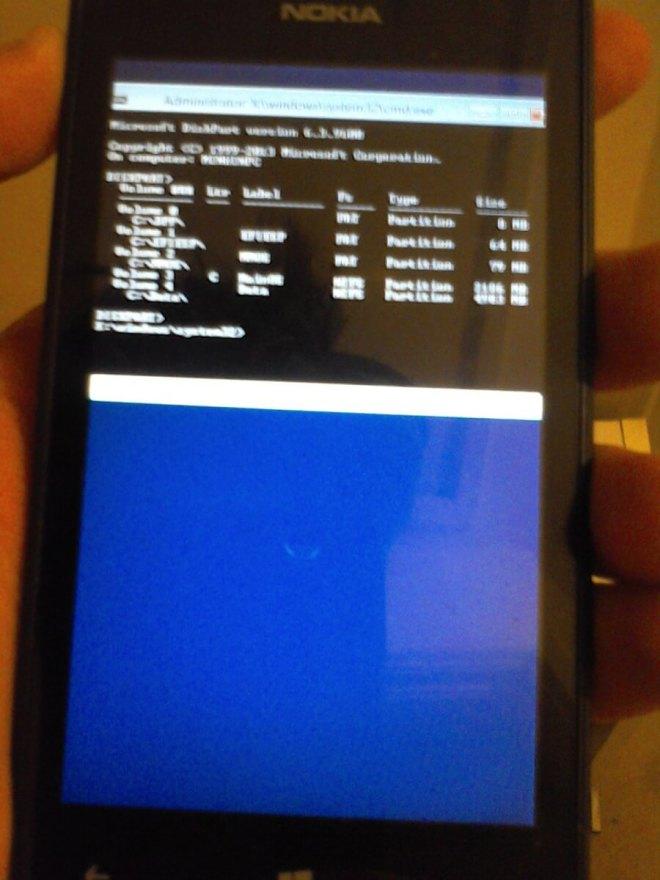 Windows 8.1 RT auf dem Nokia Lumia 520