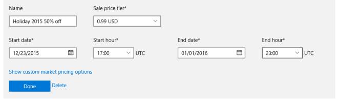 Dezember-Update Dev Center