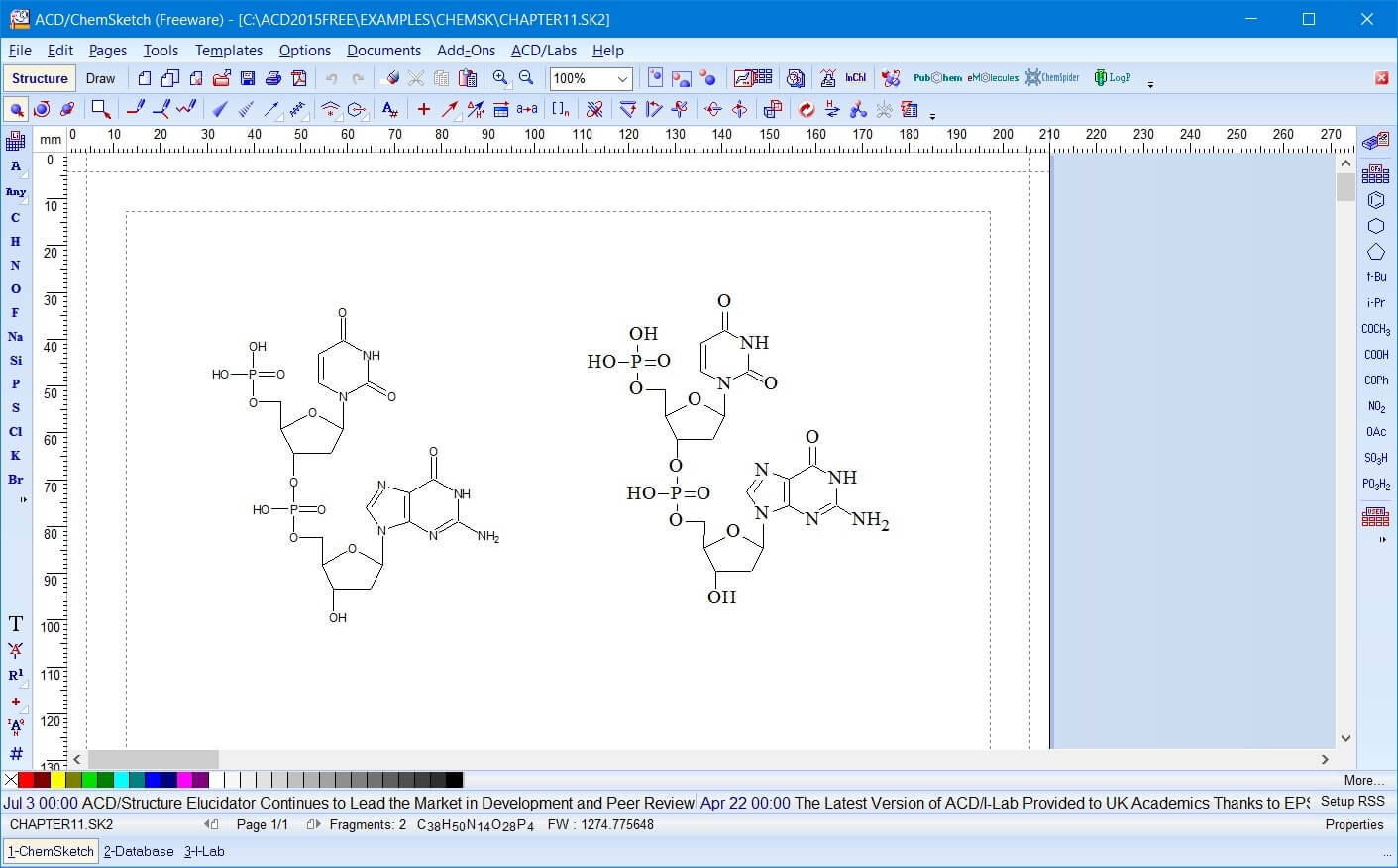 Chemsketch Strukturformel Editor Download